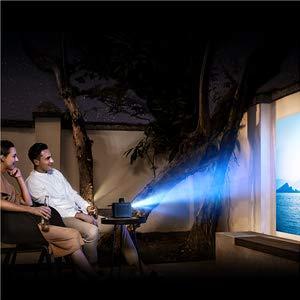 Anker Nebula Mars II Projector non-stop entertainment