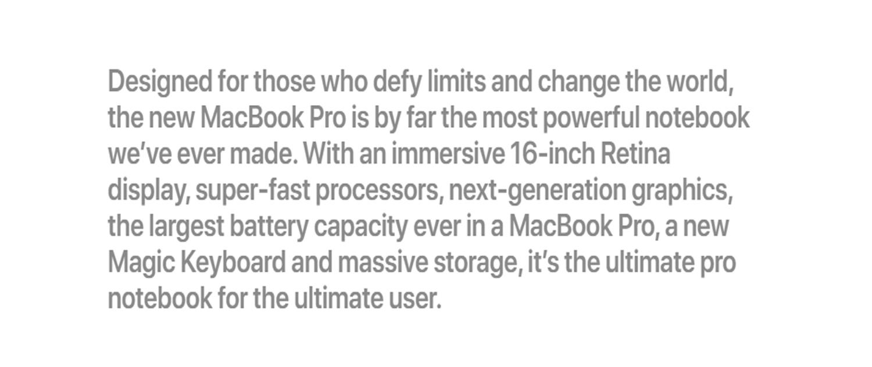 macbook pro  price in india