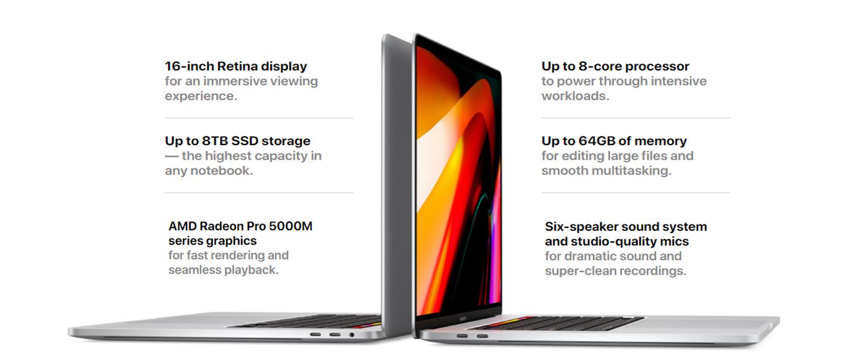 macbook pro processor