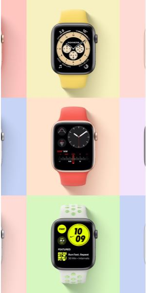 apple watch new model