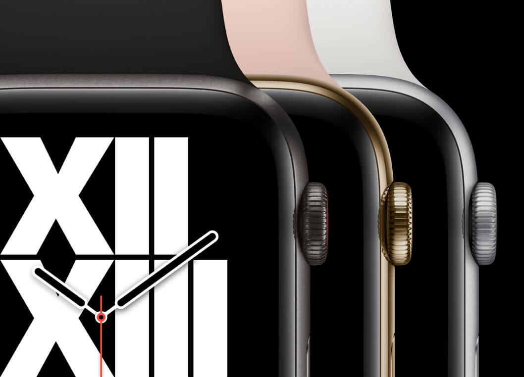 apple smartwatch series