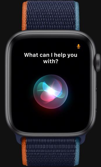 apple smartwatch series color