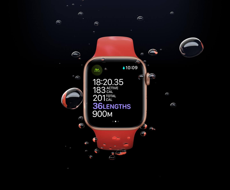 apple watch new series 6