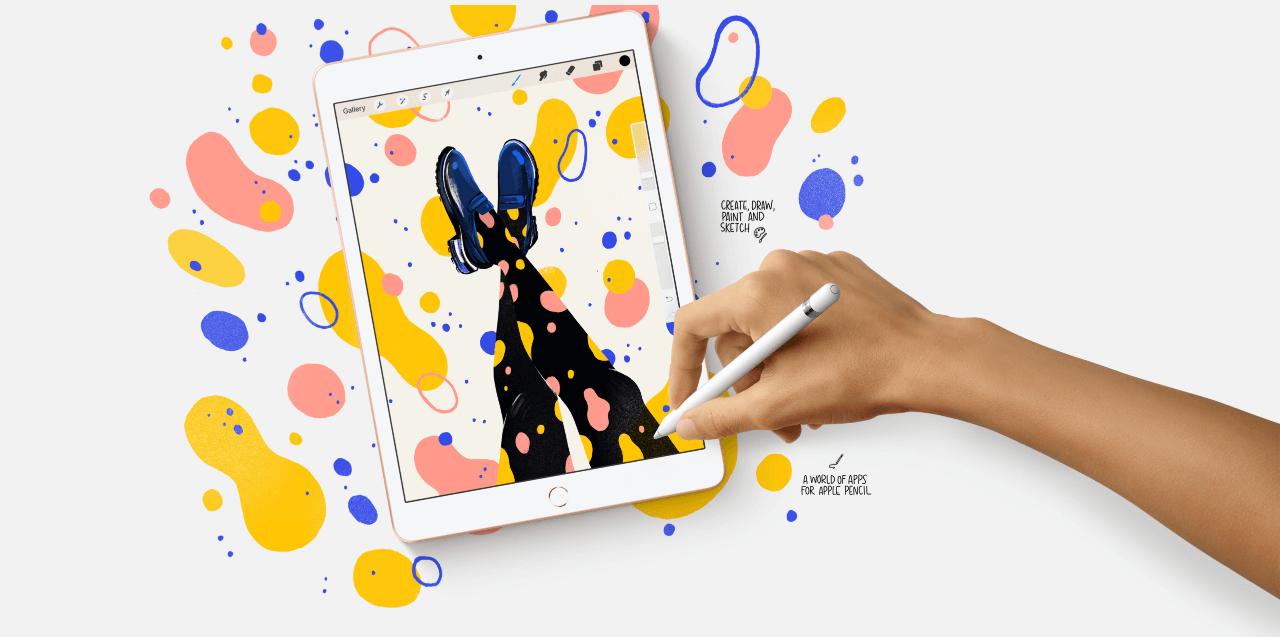 iphone ipad 10.2 colors