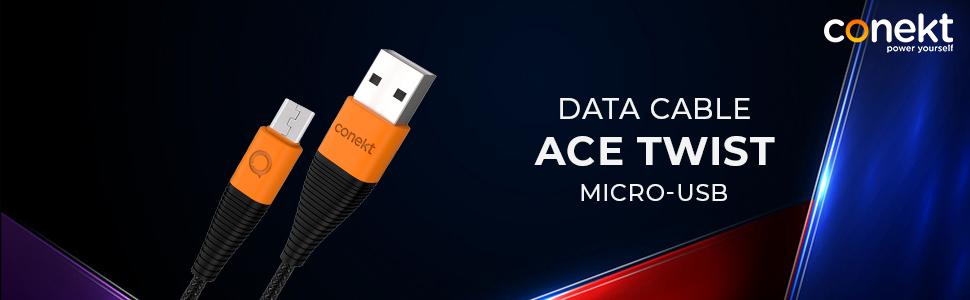 conekt micro usb cable price
