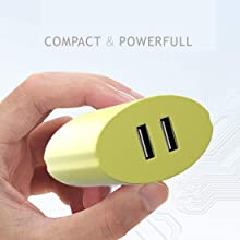 conekt dash duo charger 2.1a price in india