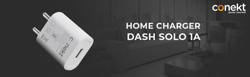 Conekt Dash Solo Adapter Homecharger