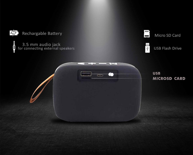Conekt Mega Sound Dyno Speaker Specification