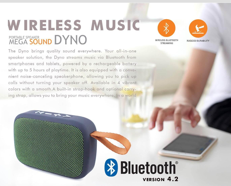 Conekt Mega Sound Dyno Bluetooth Speaker Price in india