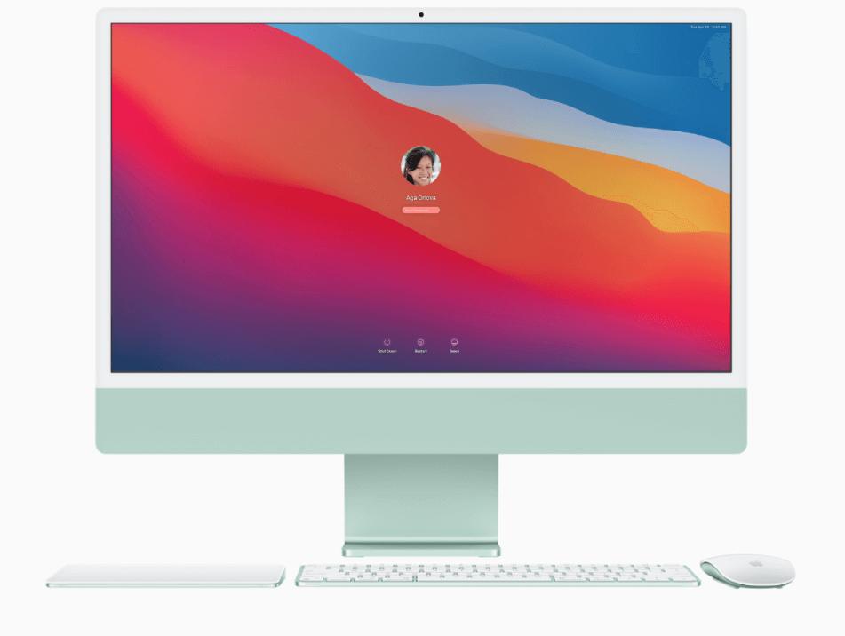 Apple iMac Retina 4.5K display imac
