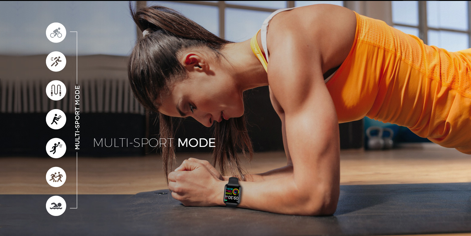 Urban Fit smartwatch review