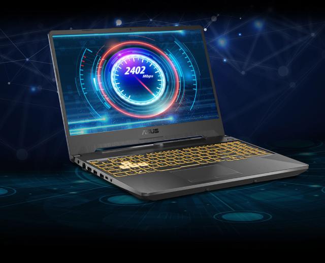 Asus tuf gaming laptop connectivity