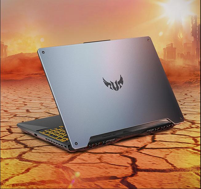 Asus tuf gaming laptop cool under fire