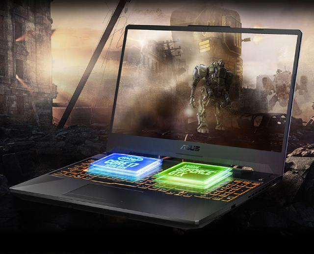 Asus tuf gaming laptop performance