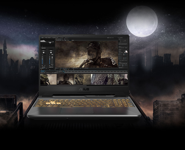 Asus tuf gaming laptop portability