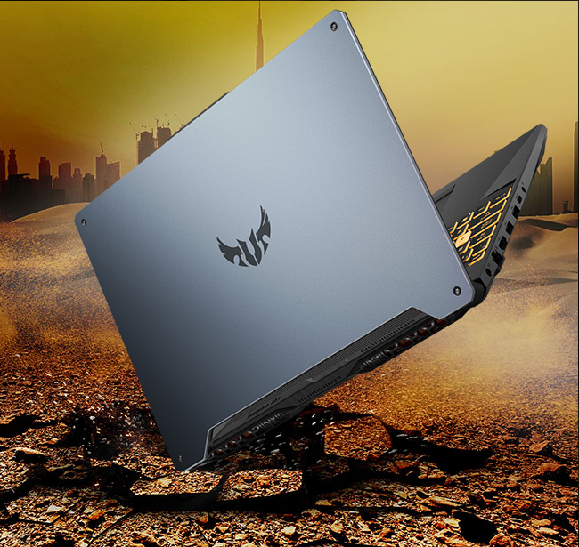 Asus tuf gaming laptop reduce fall damage