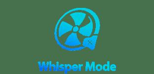 ASUS X513 whisper mode
