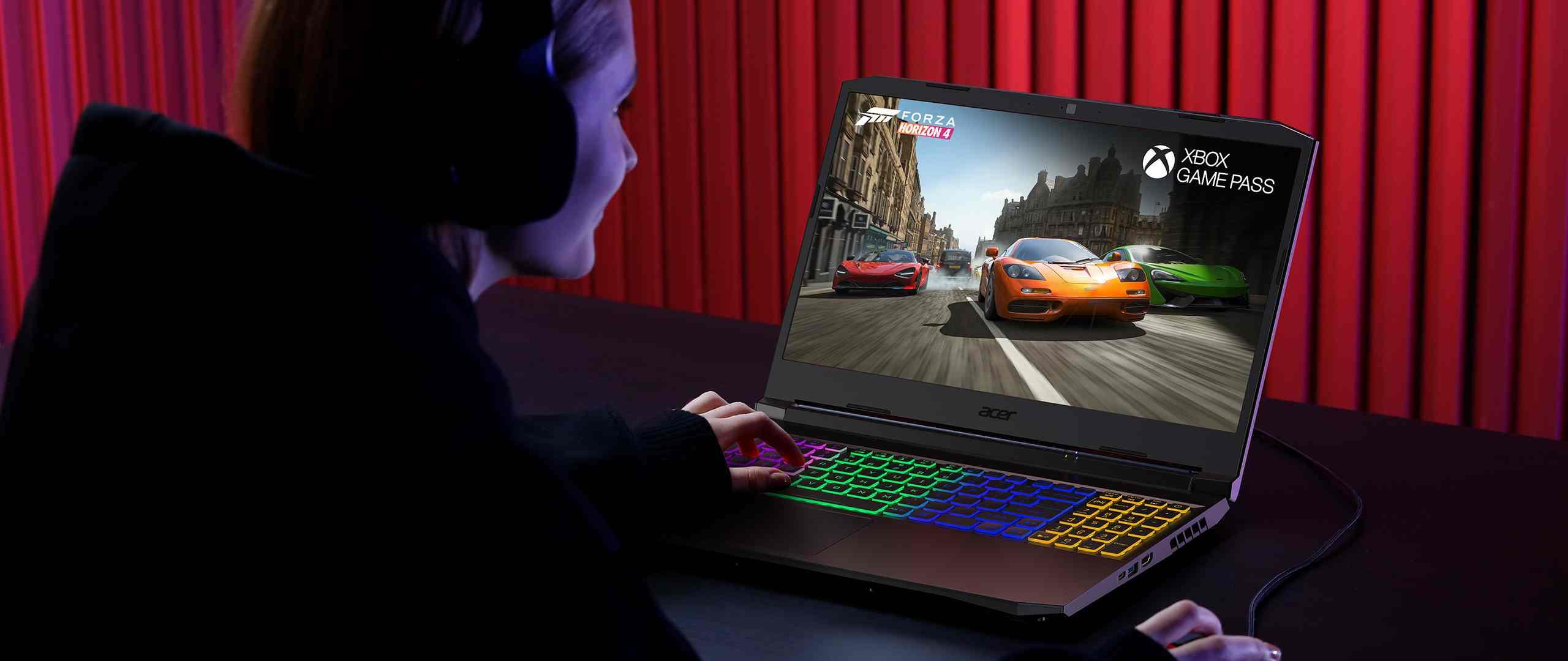 Acer Nitro5 AMD