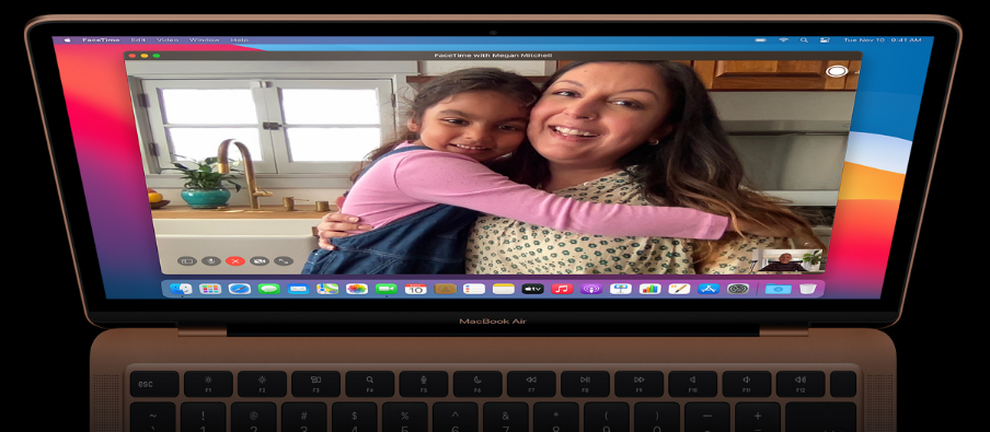 MacBook Air Camera