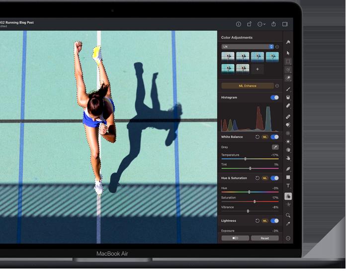 MacBook Air faster