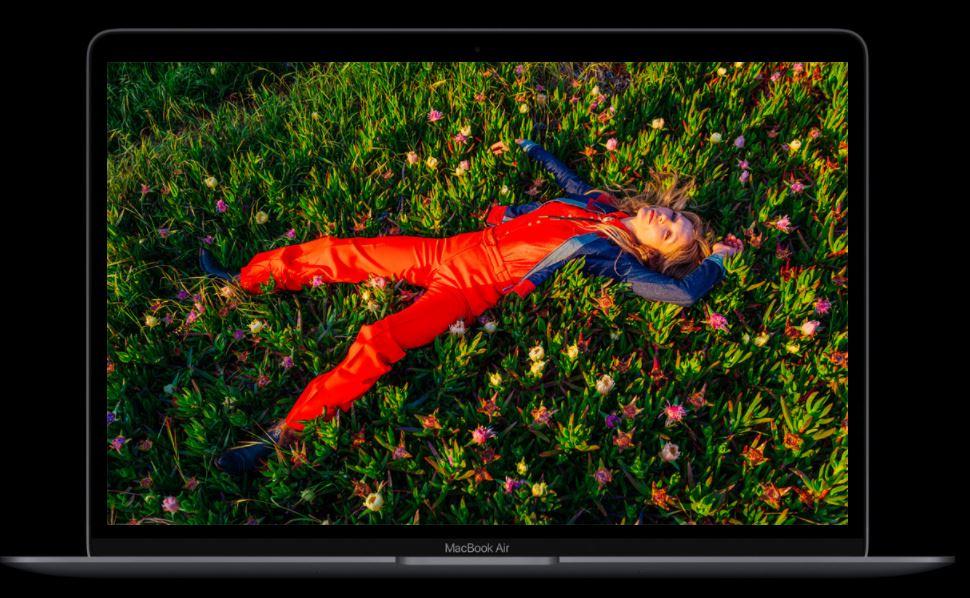 MacBook Air Resolution