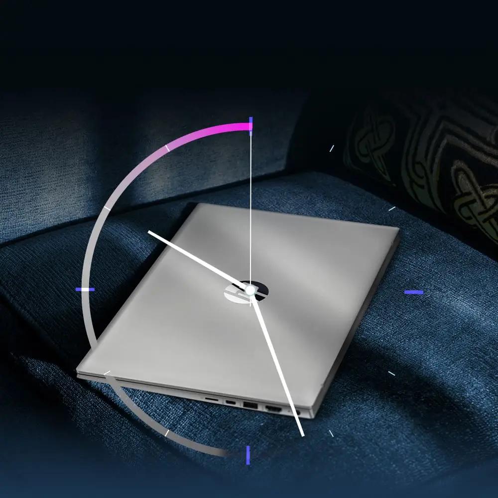 hp laptop intel core charge