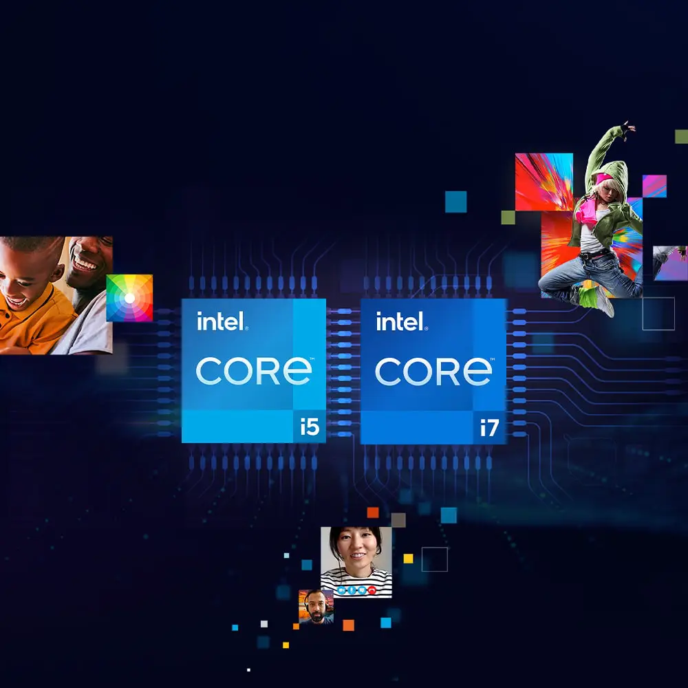 hp laptop intel core processor