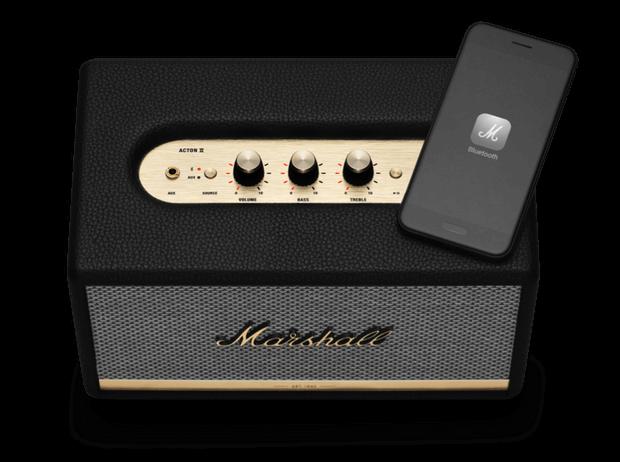 marshall acton II wireless