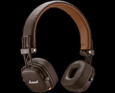 marshall major III boom headset features