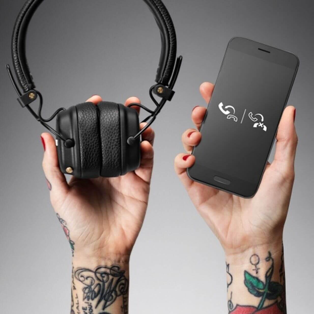 marshall major III boom headset price