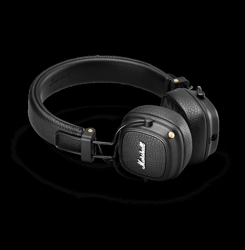 marshall major III boom headset