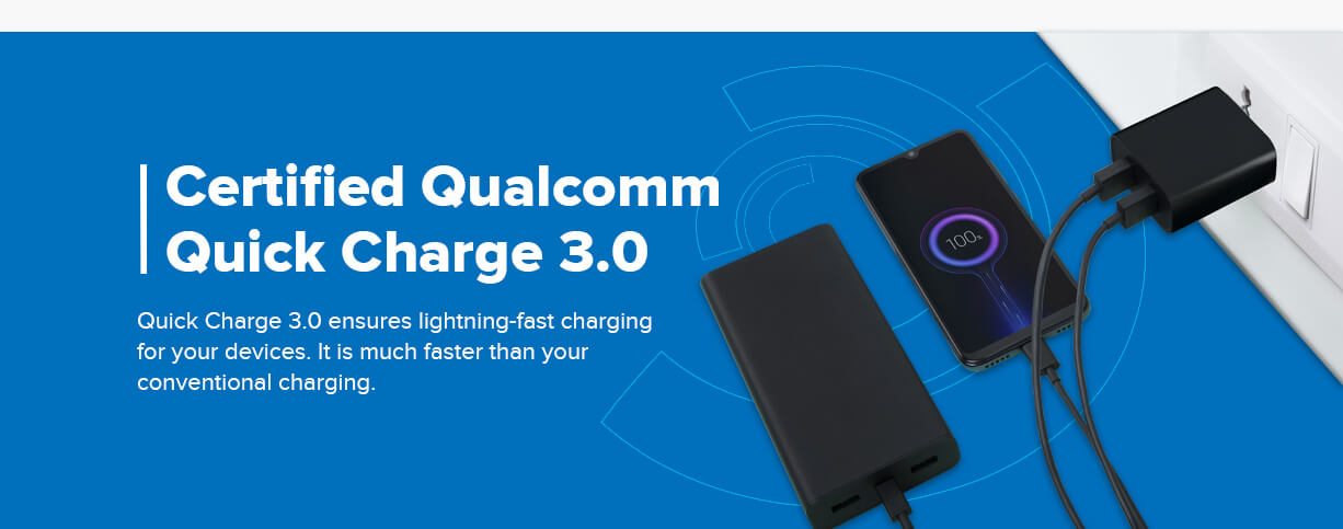 mi dual charger