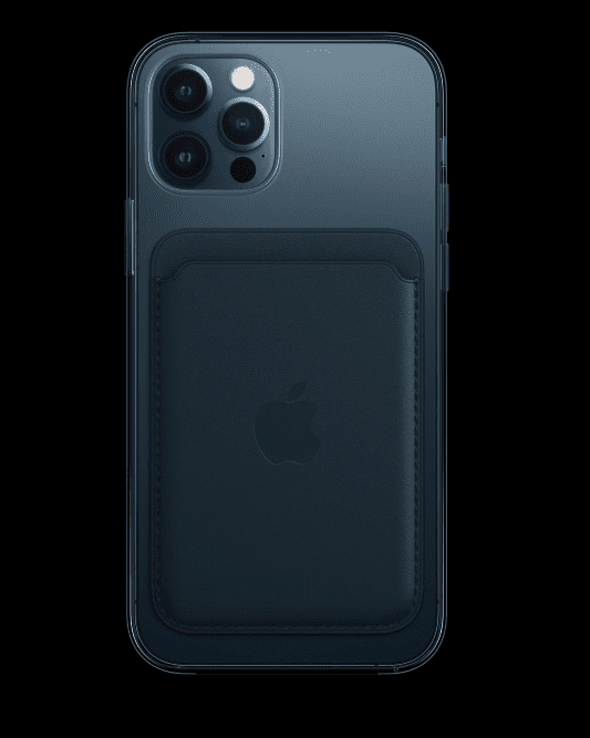 iPhone 12 Pro stack