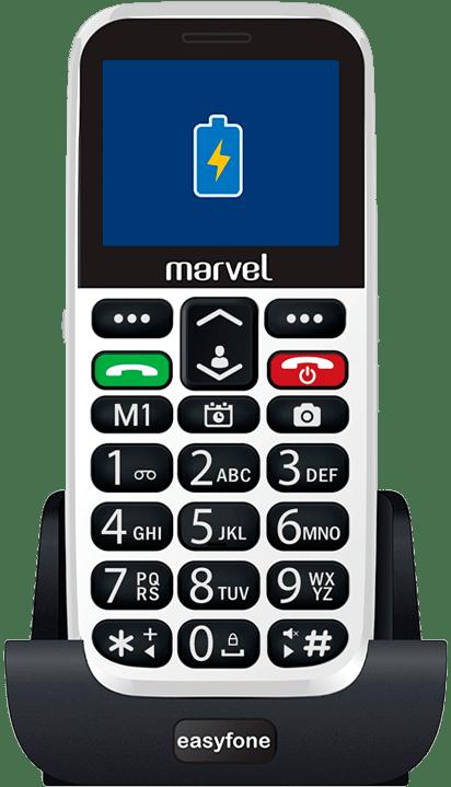 Easyfone Marvel Plus battery