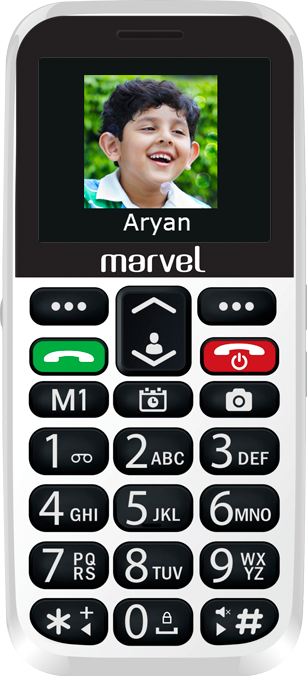 Easyfone Marvel Plus contact