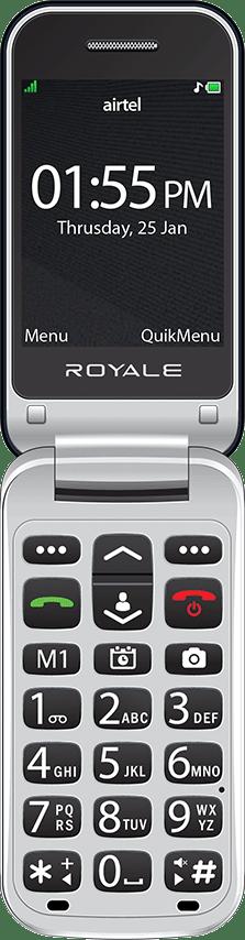 Easyfone Royale friendly