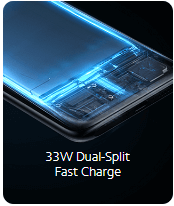 Mi 10T 5G mobile fast charge