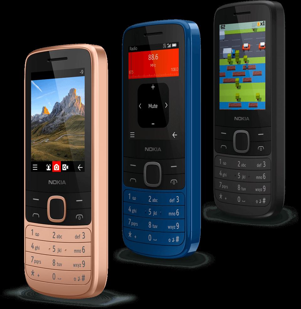 Nokia 225 4G entertainment