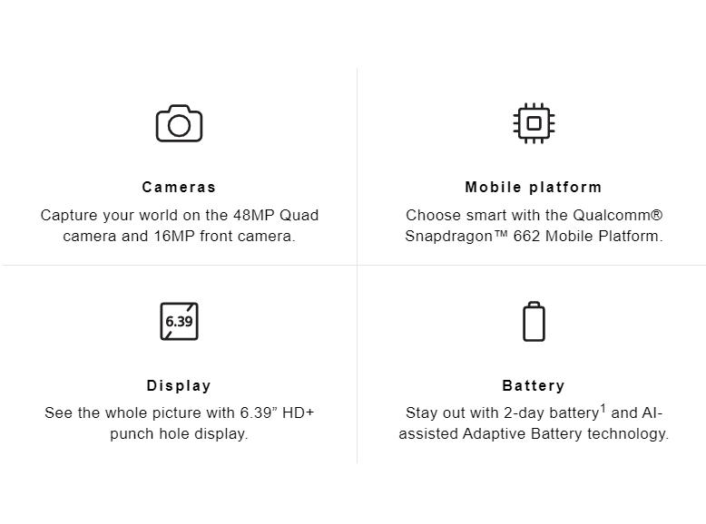 Nokia 5.4 features