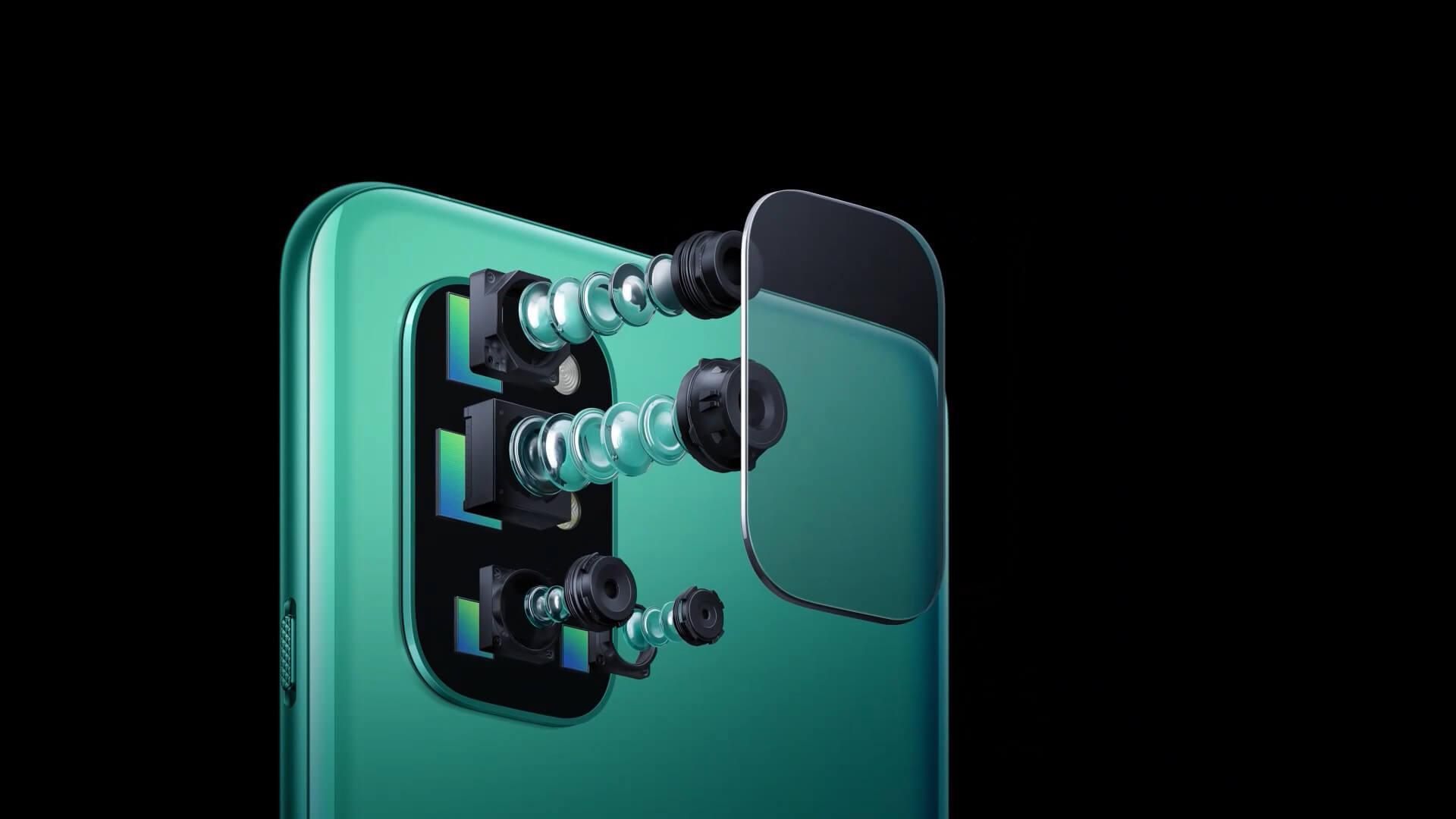 OnePlus 8T camera