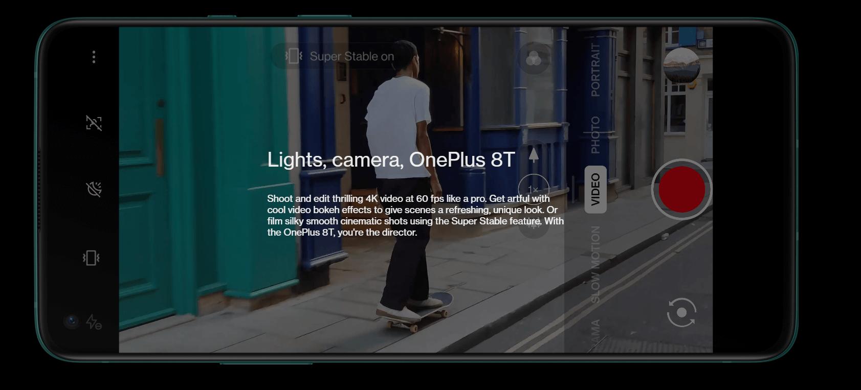 OnePlus 8T flash