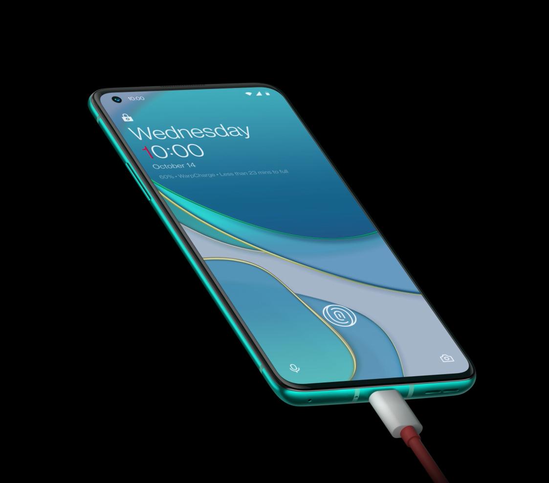 OnePlus 8T speed