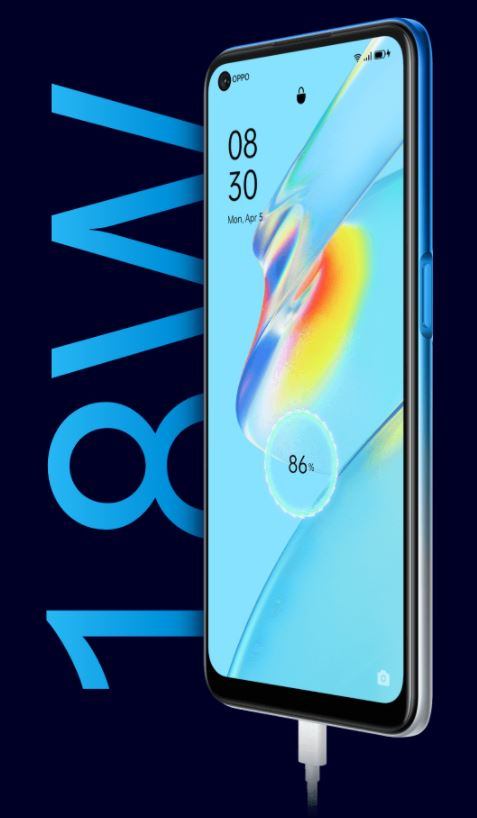 Oppo A54 fastCharge