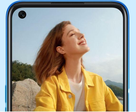 Oppo A54 selfies