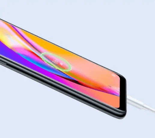 Oppo F19 Pro flash charge