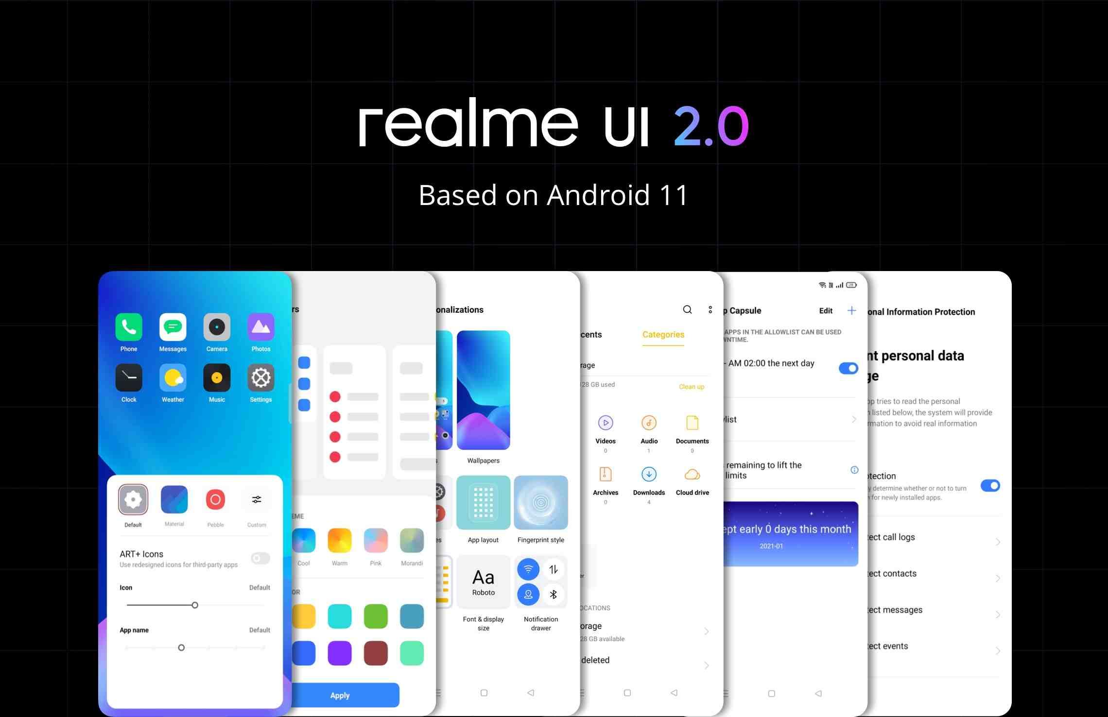 Realme UI 2.0