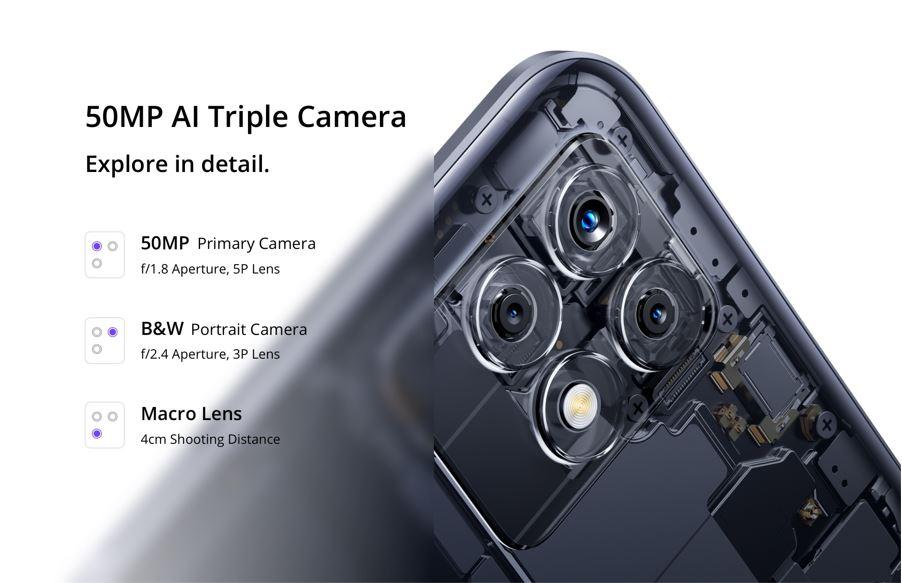 Realme camera