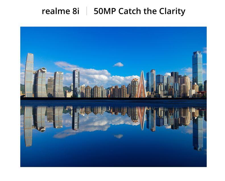 Realme catch the clarity