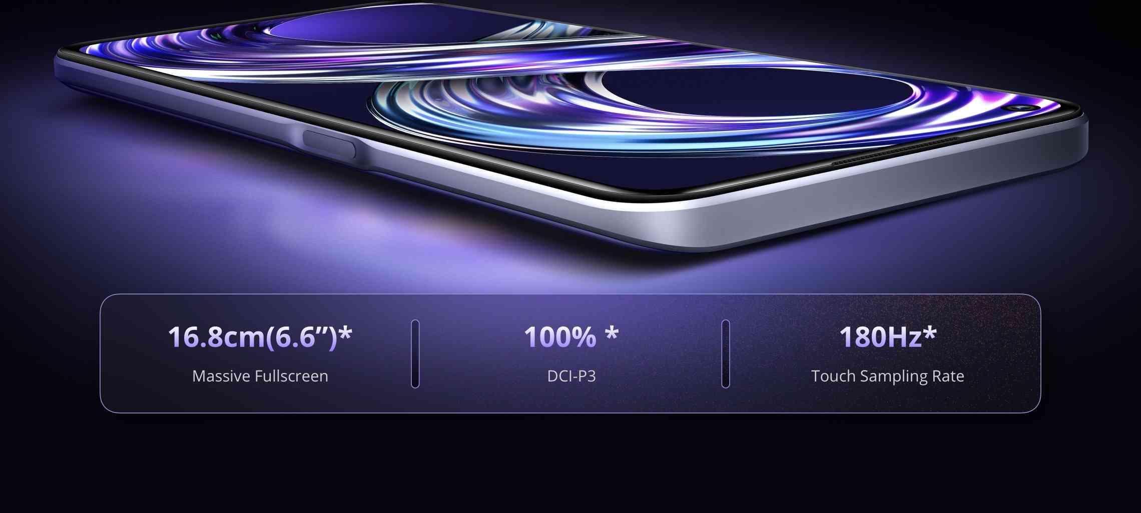Realme fullscreen