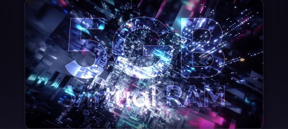 Realme virtualRAM